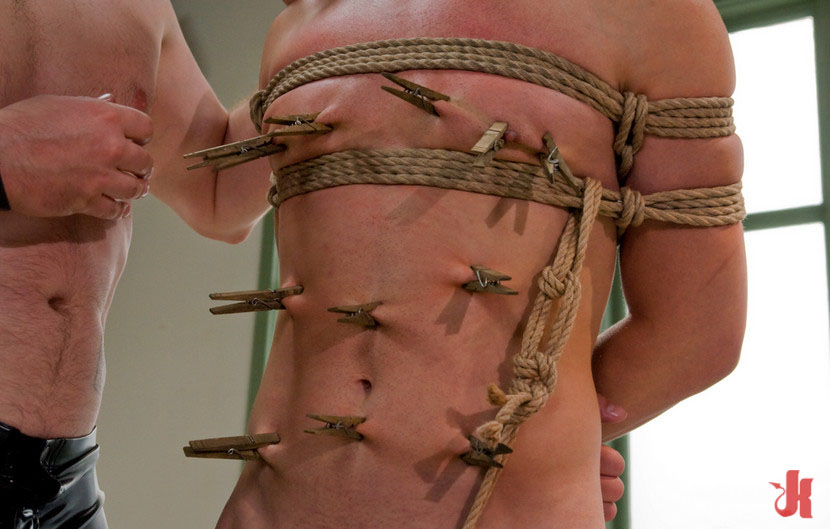 261 tied up gay slave gets to wear some clothes pins on his chest on masters command Adult fiction. Mystery / thriller. Free postage Australia wide.